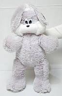 Зайчик Снежок 110 см ,  больше мягкие игрушки