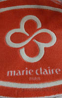 Коврик в ванную комнату Marie Claire Sally корал 66х107 см