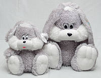 Зайчишка Сидячий 55 см , мягкие игрушки