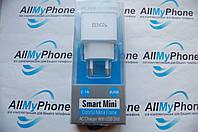 Сетевое зарядное устройство EKA Home Charger 2 USB ПОРТА  5V 2100mA(Max)