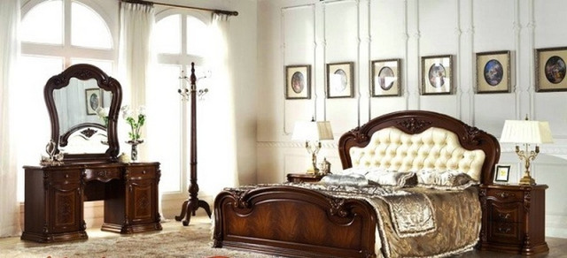 Спальни класика