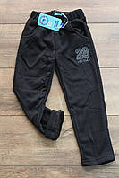 Утепленные спортивные штаны для мальчиков 1 год
