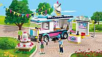 Конструктор LEGO Friends Фургон журналистов Хартлейк 41056
