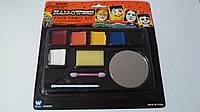 Краски для лица (краски для грима) 6 цветов