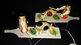 Пастух деревянный (эко-игрушка), 16,5х4 см, 50\45 (цена за 1 шт. +5 грн.), фото 6