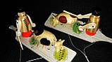 Пастух деревянный (эко-игрушка), 16,5х4 см, 50\45 (цена за 1 шт. +5 грн.), фото 3