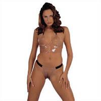 Секси комплект, прозрачный