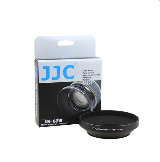 Бленда JJC LN-62W (Ø62mm Wide Angle Lens Hood) Metal (for Sony, Minolta)