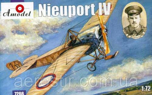 Nieuport IV 1/72 AMODEL 7266