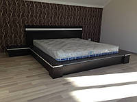 Кровать с тумбами под инд-ый заказ