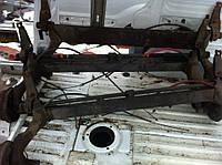Балка задняя ТОЛЬКО в сборе Renault Kangoo(рено кенго,канго,кенгу), фото 1