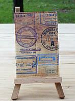 Обложка на права нового образца (биометрический паспорт)
