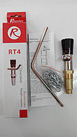 Регулятор тяги RT-4 для твердотопливных котлов