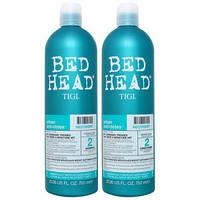 Набір Tigi Bed Head Urban Antidotes Recovery Шампунь 750 мл + Кондиціонер 750 мл