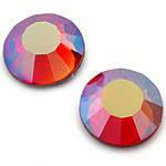 Клеевые стразы микс цветов 50 шт., фото 6