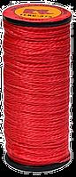 Нить капроновая красная 375текс, 40м (упак. 10 шт) (Украина)