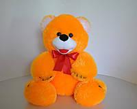 Медведь мягкий сидячий  45 на 46 см, фото 1