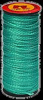 Нить капроновая зеленая 375текс, 40м (упак. 10 шт) (Украина)