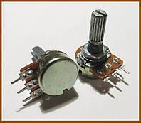 Резистор переменный 50 кОм. (В50к,16мм).
