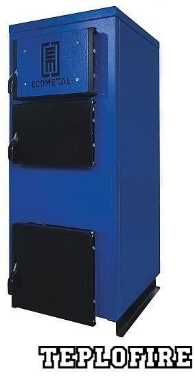 Отопительный котел Ecometal UKS 24 - 34 кВт