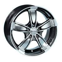 Автомобильный диск литой Aleks 721 R17 W7.5 PCD5x112 ET35 DIA73.1