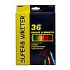 Карандаши цветные 36 цветов MARCO 4100-36CB Superb Writer