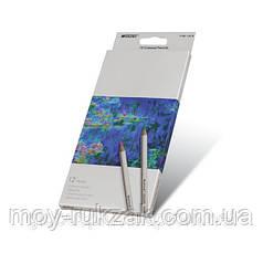 Карандаши цветные12цветов MARCO 7100-12CB Raffine, металлизированные
