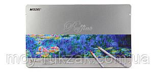 Карандаши цветные 36 цветов MARCO 7100-36TN Raffine металлизированные, металлическая упаковка, фото 2