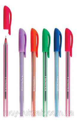 "Ручка шариковая, масляная ""Keny"" синяя ""1 Вересня"" 411033, фото 2"