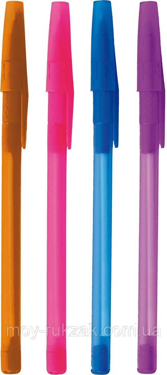"""Ручка шариковая, масляная """"Polo grip"""" синяя """"1 Вересня"""" 411292"""