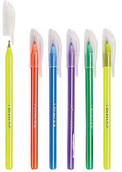 """Ручка шариковая, масляная """"Smartline"""" синяя """"1 Вересня"""" 411034"""