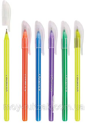 """Ручка шариковая, масляная """"Smartline"""" синяя """"1 Вересня"""" 411034, фото 2"""