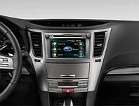 Штатная магнитола для Subaru Legacy, Outback 2010+ Windows
