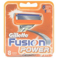 Картридж GILLETTE  Fusion Power(8шт)