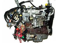 Двигатель комплект 1.5DCI rn K9K 702 60 кВт Renault Kangoo 1997-2007
