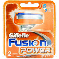 GILLETTE Картриджи Fusion Power(2шт)