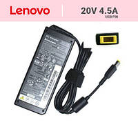 LENOVO 20V 4.5A USB PIN Блок питания адаптер зарядное для ноутбука