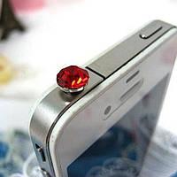 Набор 10 красивых заглушек для телефона, планшета, iPhone