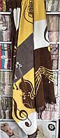 Плед с бахромой Sarar Battaniye 150x200см