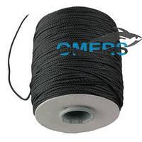 Линь Cressi Nylon 2,5мм черный