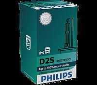 Автолампа ксенон PHILIPS 85122XV2C1 D2S 85V 35W P32d-2 X-tremeVision gen2 +150%