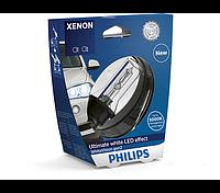 Автолампа ксенон PHILIPS 42403WHV2S1 D3S 42V 35W PK32d-5 WhiteVision gen2 5000K