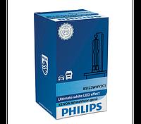 Автолампа ксенон PHILIPS 42403WHV2C1 D3S 42V 35W PK32d-5 WhiteVision gen2 5000K