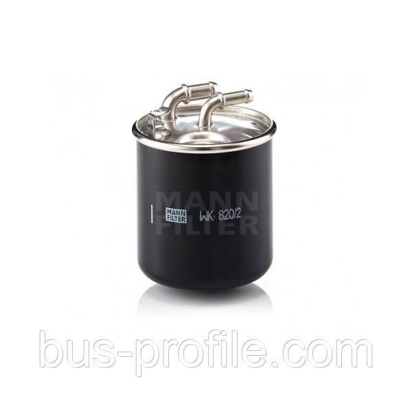 Топливный фильтр на MB Sprinter 906 2.2 CDI 2006> — MANN (Германия) — WK 820/2