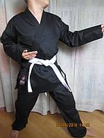 Кимоно черное