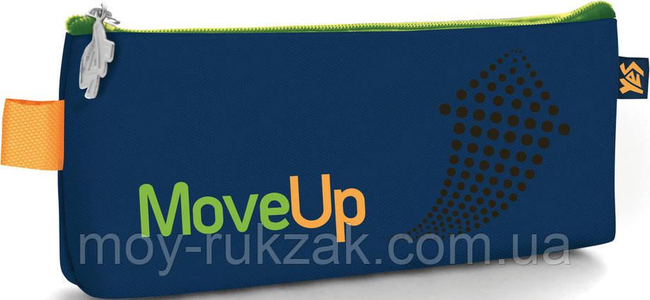 """Пенал мягкий """"Move Up"""" 1 Вересня 531233, фото 2"""