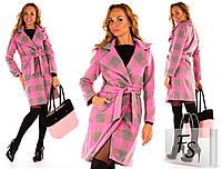 Пальто женское кашемир+шерсть
