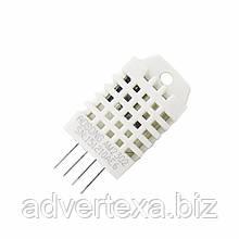 Цифровой датчик DHT22/AM2302 температуры и влажности повышенной точности.