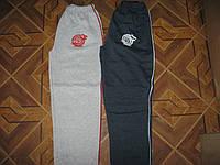 Теплые зимние спортивные штаны 2-х нитка с начесом 164, 176см  Турция