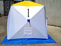 Палатка-призма для зимней рыбалки трехместная OXSFORD 300